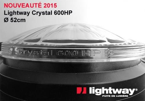 Puit de lumière Lightway - diamètre 52cm