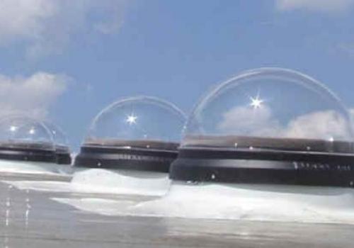 Puits de lumiere Lightway®_Conduit 52cm Silver