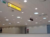 Puits de lumière et conduit de lumière aéroport Lightway